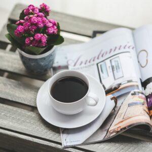 Przepis na kawę według 5 przemian